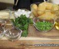 Картофель запечённый с сыром